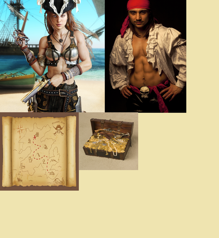Pirates and Wenches