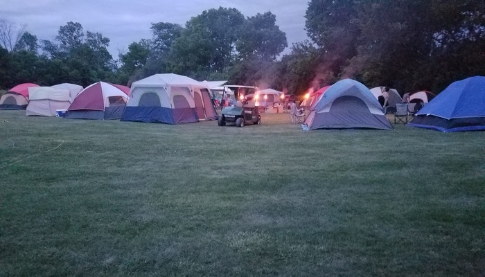 Memorial Weekend Campout 2018