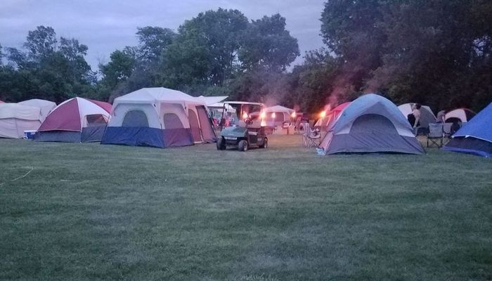 Memorial Weekend Campout