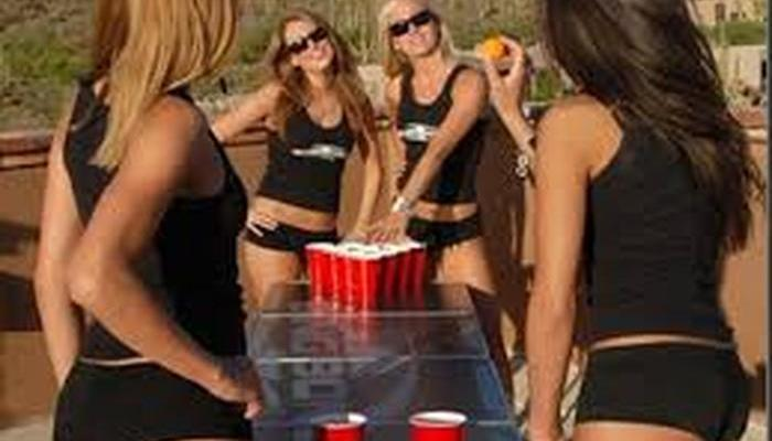 Beer / Alcohol /.......  Pong Contest