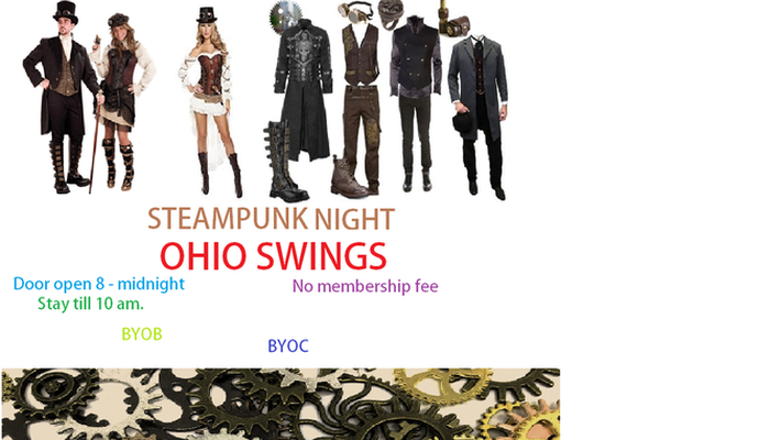 Steampunk Night