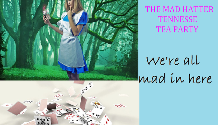 Mad Hatter Tennessee Tea Party
